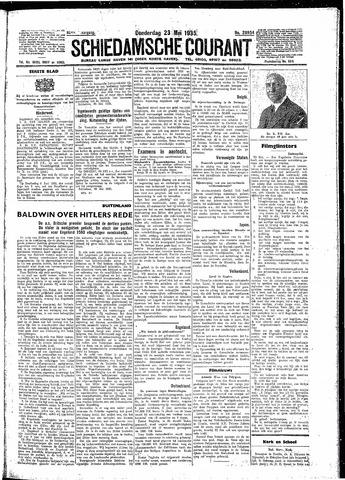 Schiedamsche Courant 1935-05-23