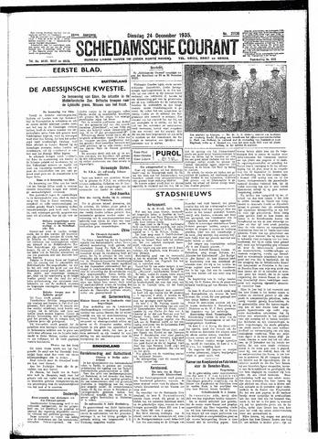 Schiedamsche Courant 1935-12-24