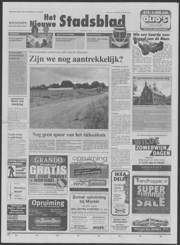 Het Nieuwe Stadsblad 2005-07-27