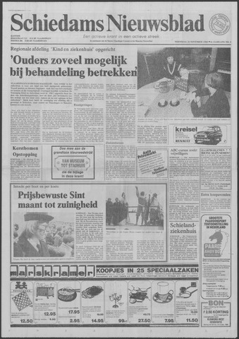 Schiedams Nieuwsblad 1980-11-26