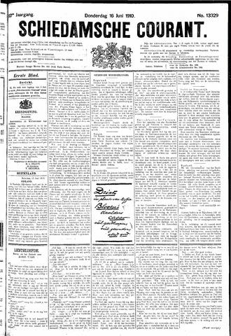 Schiedamsche Courant 1910-06-16