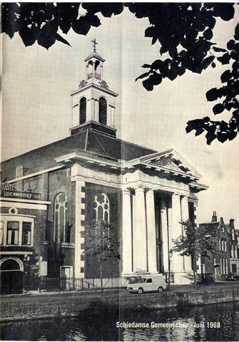 Schiedamse Gemeenschap (tijdschrift) 1968-06-01