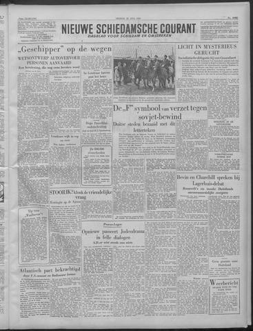 Nieuwe Schiedamsche Courant 1949-07-22