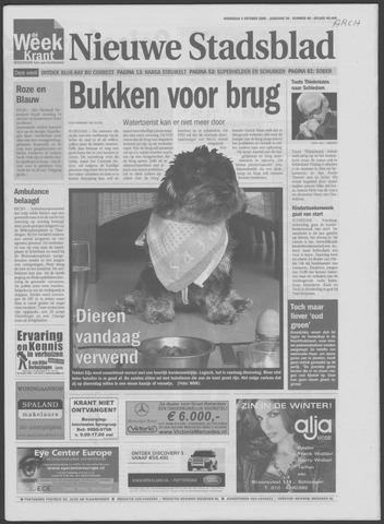 Het Nieuwe Stadsblad 2006-10-04
