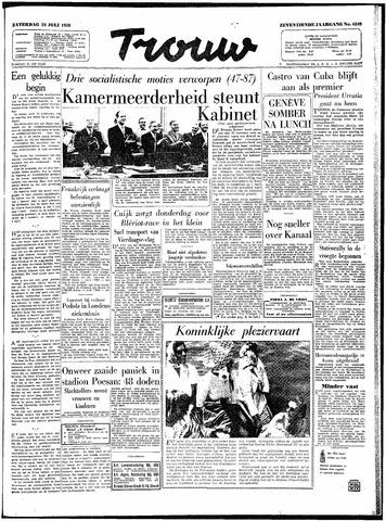 Trouw / De Rotterdammer 1959-07-18