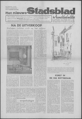 Het Nieuwe Stadsblad 1962-08-03