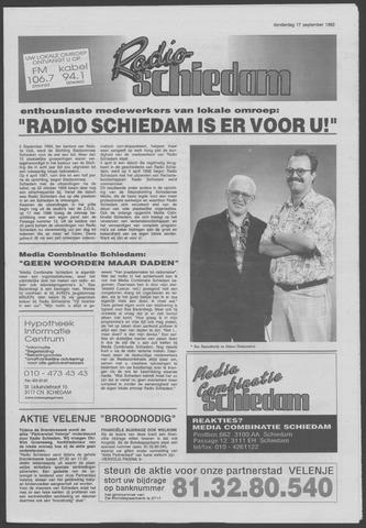 Het Nieuwe Stadsblad 1992-09-17