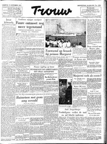 Trouw / De Rotterdammer 1955-10-14