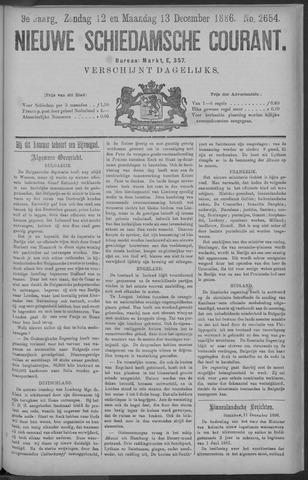 Nieuwe Schiedamsche Courant 1886-12-13