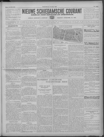 Nieuwe Schiedamsche Courant 1933-07-19
