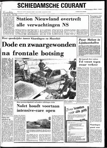 Rotterdamsch Nieuwsblad / Schiedamsche Courant / Rotterdams Dagblad / Waterweg / Algemeen Dagblad 1979-07-25