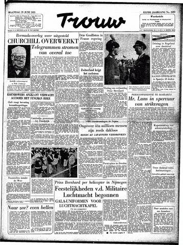 Trouw / De Rotterdammer 1953-06-29
