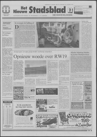 Het Nieuwe Stadsblad 1995-01-19