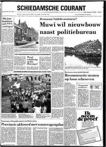 Rotterdamsch Nieuwsblad / Schiedamsche Courant / Rotterdams Dagblad / Waterweg / Algemeen Dagblad 1980-04-30