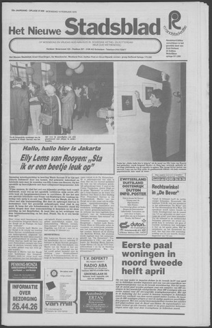 Het Nieuwe Stadsblad 1979-02-14