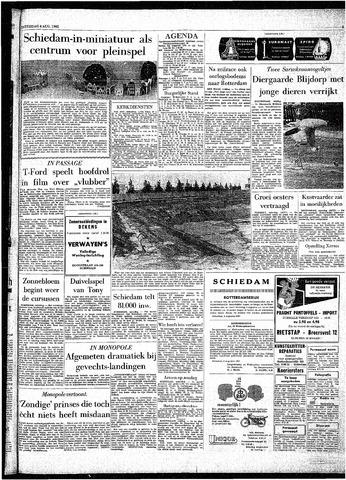 Rotterdamsch Parool / De Schiedammer 1962-08-04