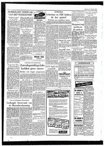 Rotterdamsch Parool / De Schiedammer 1955-10-17