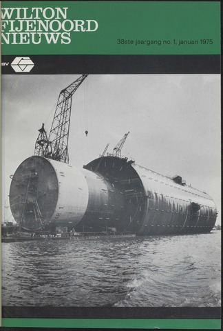 Wilton Fijenoord Nieuws 1975-01-01