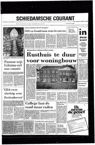 Rotterdamsch Nieuwsblad / Schiedamsche Courant / Rotterdams Dagblad / Waterweg / Algemeen Dagblad 1980-03-19