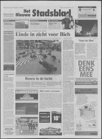 Het Nieuwe Stadsblad 2004-07-07