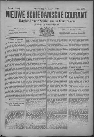 Nieuwe Schiedamsche Courant 1901-03-06