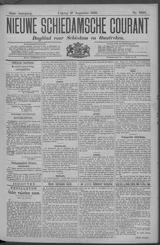 Nieuwe Schiedamsche Courant 1909-08-27