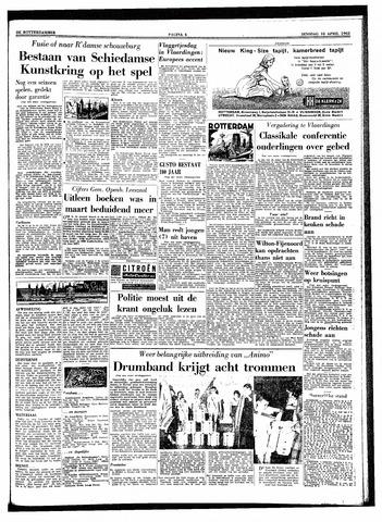 Trouw / De Rotterdammer 1962-04-10