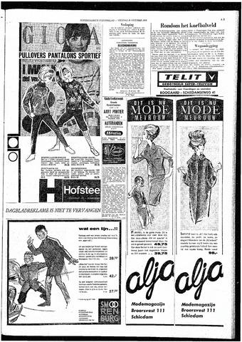 Rotterdamsch Nieuwsblad / Schiedamsche Courant / Rotterdams Dagblad / Waterweg / Algemeen Dagblad 1964-10-30