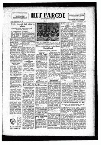 Rotterdamsch Parool / De Schiedammer 1946-11-12