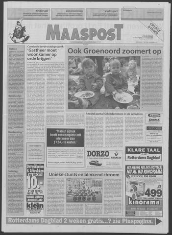 Maaspost / Maasstad / Maasstad Pers 1996-05-01
