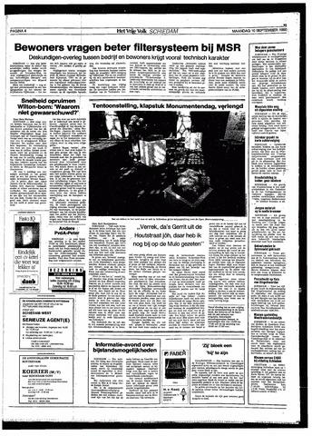 Het Vrije volk 1990-09-10