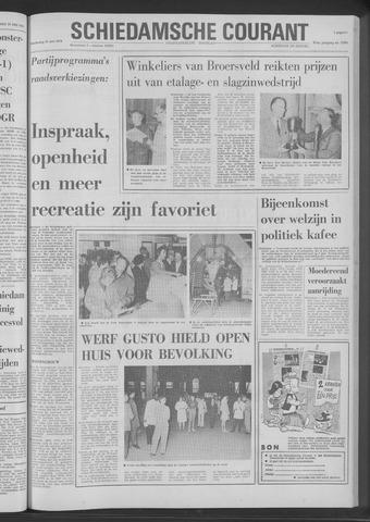 Rotterdamsch Nieuwsblad / Schiedamsche Courant / Rotterdams Dagblad / Waterweg / Algemeen Dagblad 1970-05-21