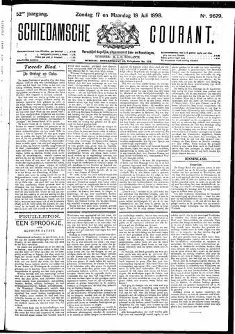 Schiedamsche Courant 1898-07-18