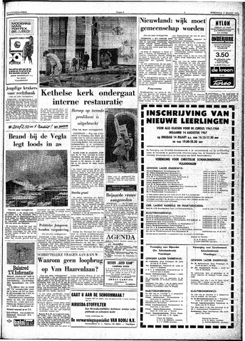 Trouw / De Rotterdammer 1967-03-08
