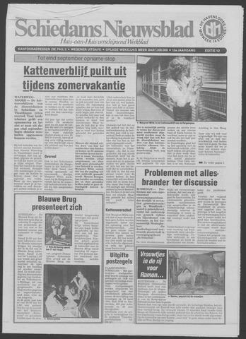 Schiedams Nieuwsblad 1985-08-07