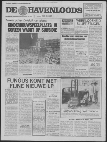 De Havenloods 1975-08-12