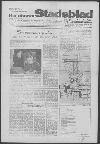 Het Nieuwe Stadsblad 1962-05-11