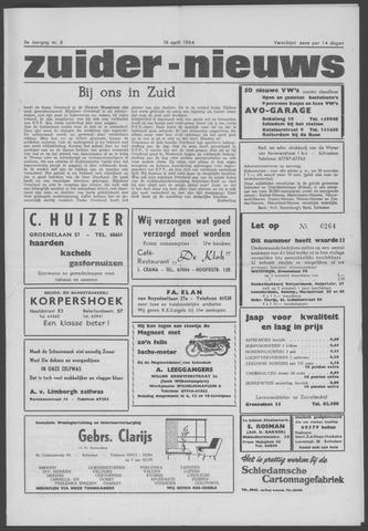 Zuider Nieuws 1964-04-16