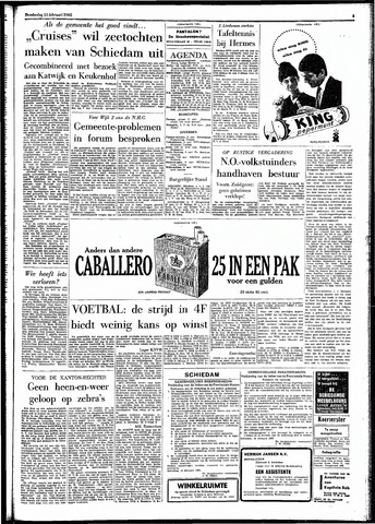 Rotterdamsch Parool / De Schiedammer 1962-02-15