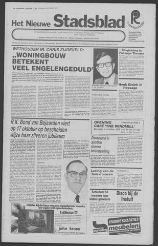 Het Nieuwe Stadsblad 1978-10-06