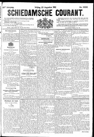 Schiedamsche Courant 1912-08-23