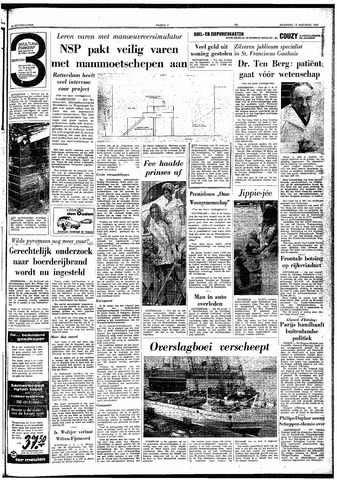 Trouw / De Rotterdammer 1969-08-18