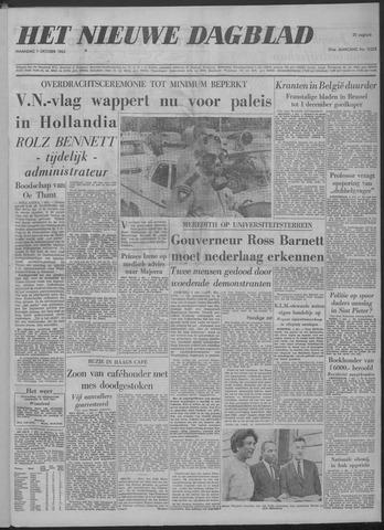 Nieuwe Schiedamsche Courant 1962-10-01