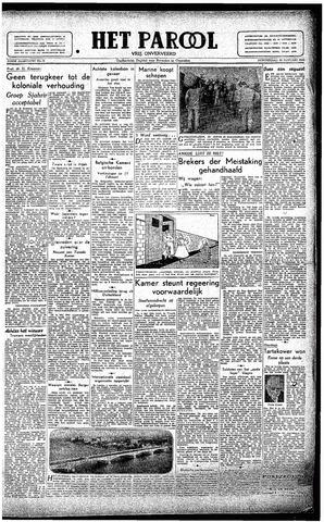 Rotterdamsch Parool / De Schiedammer 1946-01-10