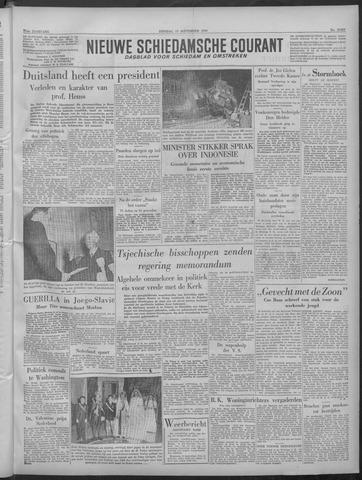Nieuwe Schiedamsche Courant 1949-09-13