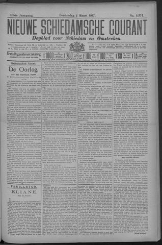 Nieuwe Schiedamsche Courant 1917-03-01