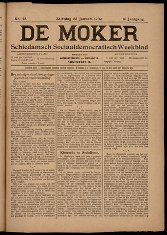De Moker 1902-01-25