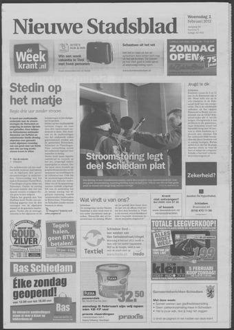 Het Nieuwe Stadsblad 2012-02-01