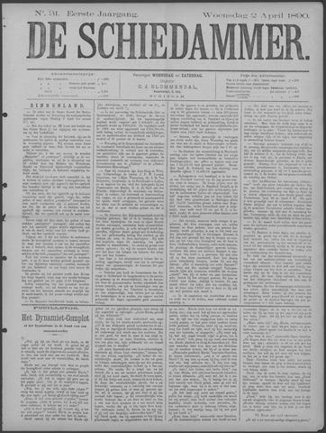 De Schiedammer 1890-04-02