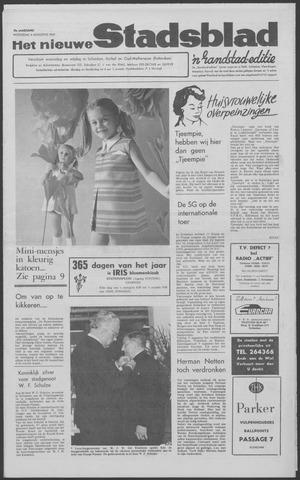 Het Nieuwe Stadsblad 1969-08-06